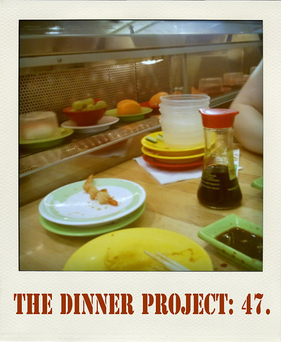 the dinner project: kw 31