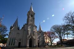 Igreja Matriz de Laranjal Paulista (Geise Architecture) Tags: church interior igreja gtico sojoobatista geise laranjalpaulista pasquotto