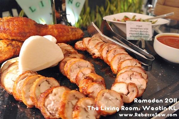 Ramadan 2011 - The Living Room, Westin KL-20
