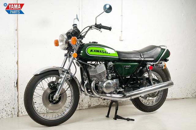 Kawasaki Mach IV 1974 4