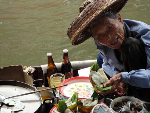 Thailand 41 floating market