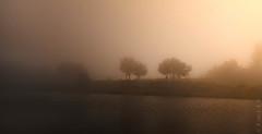A foggy day (Paco CT) Tags: vacation lake fog lago spain esp vacaciones niebla vielha lleida vilac 2011 pacoct