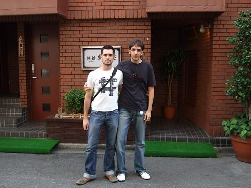 0033 - 06.07.2007 - Hotel Asakusa