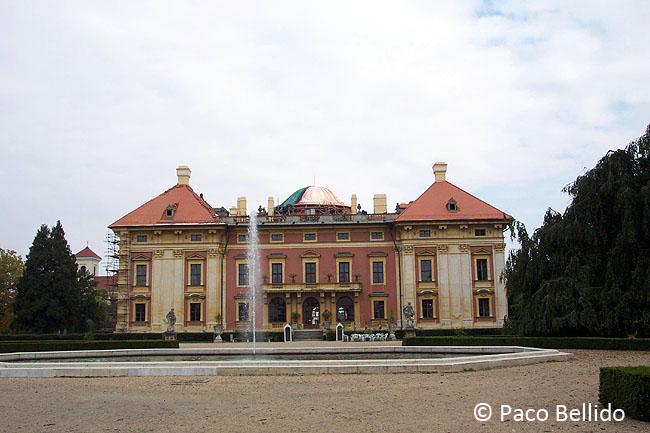 Palacio de Austerlitz. © Paco Bellido, 2005