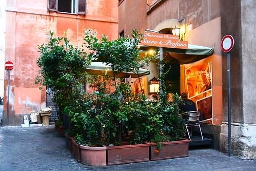 Ristorante Pizzeria Sacro e Profano in Rome