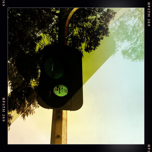 Green light. Day 258/365.