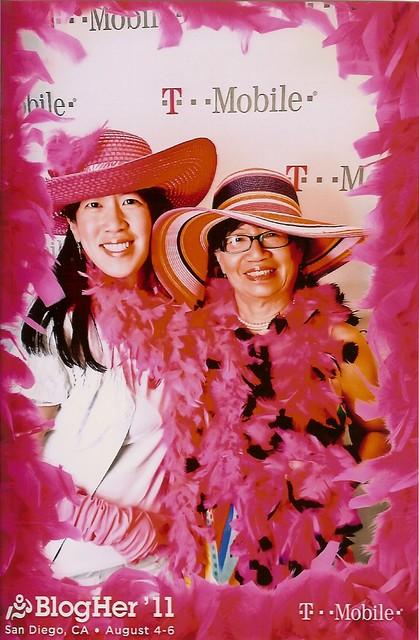 Pink moms