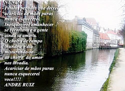 NUNCA by ruizpoeta@me.com