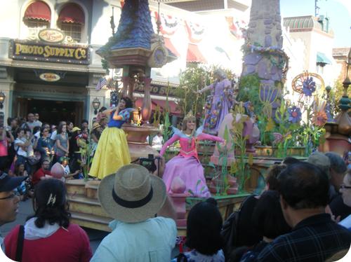 Disneyland, CA.