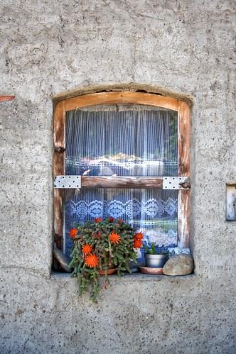 Window, Alsace