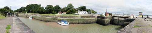 Lydney Harbour by Helen in Wales