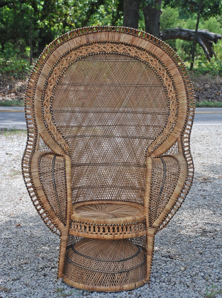 PHILIPPINES RATTAN CHAIR 3503 STATE HWY 176 YARD SALE