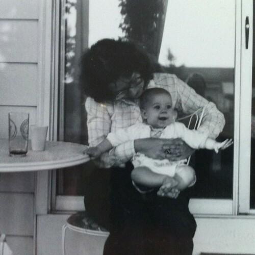 Mom + me