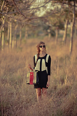 May (yossiyarom) Tags: fashion forest israel blog model may grados rhus ovata oaf