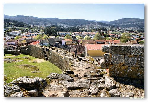 Muralha do castelo de Melgaço #2 by VRfoto