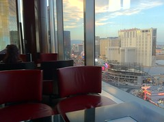 Las Vegas Mandarin Oriental 23rd Floor bar