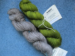 Sock Summit 2011 yarn