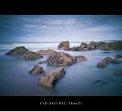 Cap Gris-Nez, France - II (DavidHR) Tags: longexposure sea mer seascape france capgrisnez moules capblancnez 2011 sigma1020 nd1000 canon7d davidherreman