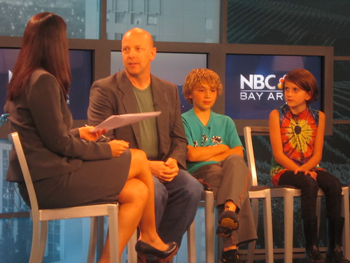 a visit to NBC