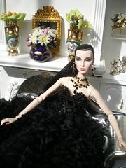 Engaging Elise (Isabelle from Paris) Tags: jason fashion doll elise handmade ooak jewelry jolie wu royalty squared elyse engaging fr2