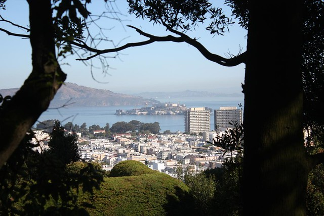 SF and Alcatraz