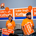 Andrea Horwath's momentum tour in Brampton West-8493