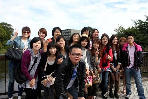 2011年木棉花員工旅遊