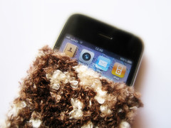Furrry iPhone case