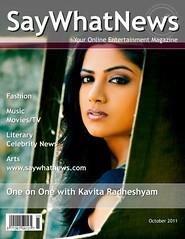 Kavita Radheshyam Interview