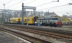 E655 sviata (Gabriele Bosi) Tags: railroad train railway bahn ti treno trenitalia ferrovia fornovo caimano e655 pontremolese svio parmalaspezia incidenteferroviario e655originale trenitaliacargo trenosoccorso e655507 e655old trenosviato