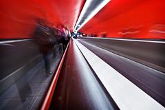 Paris - 1,0 s à f - 14 - EF-S10-22mm f-3.5-4.5 USM @ 10 mm_ (ZX-6R) Tags: trip travel vacation paris france art subway effects îledefrance place intramuros environnement zooming christophefaugere wwwchristophefaugerecom httpwwwchristophefaugerecom
