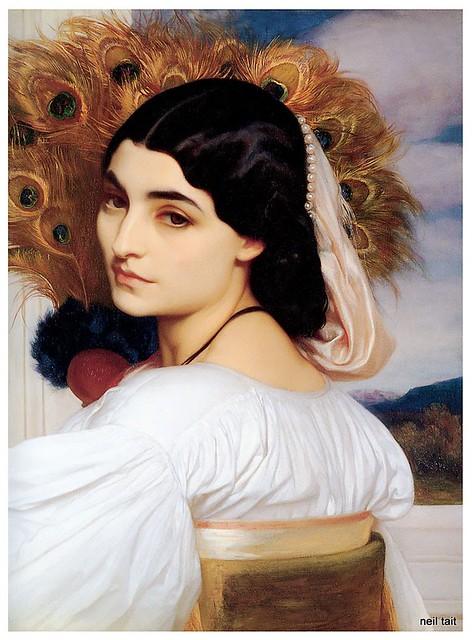 PAVONIA (1858)