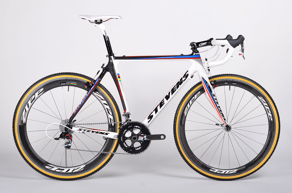 Stevens Carbon Cyclocross Bicycle
