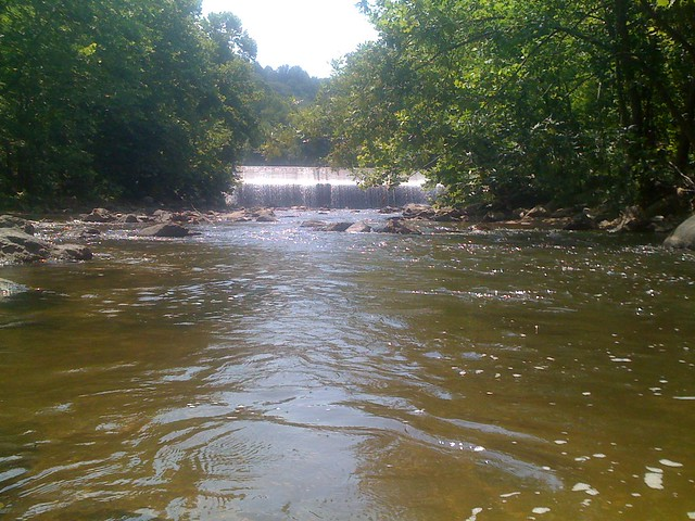 Tubing Patapsco River, Elkridge Maryland