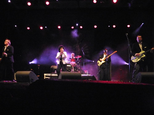 Wanda Jackson at Ottawa Bluesfest 2011