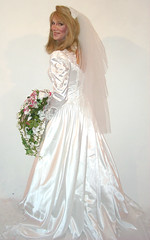 Bridal Gown 103 (xgirltv1000) Tags: wedding drag bride tv dress transformation cd makeup tgirl transgender tranny transvestite brides makeover bridal dragqueen transgendered crossdresser crossdress tg travesti tranvestite travestie transformista