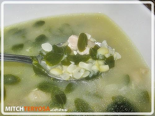 Malunggay & Corn Soup
