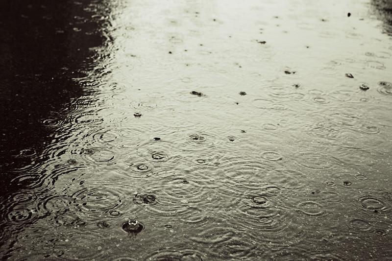 sommarregn