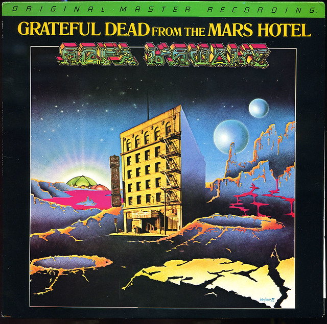 Grateful Dead - From The Mars Hotel (MFSL) Sleeve Front