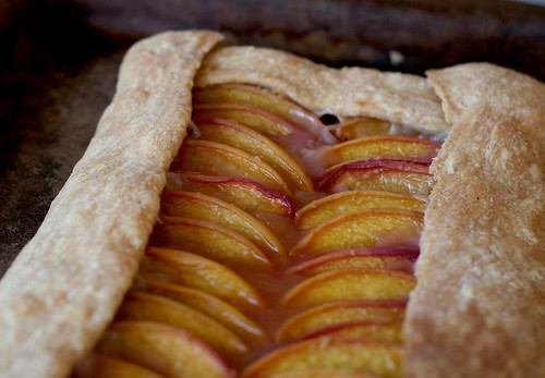 tequila peach pie