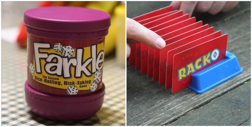 Farkle & Racko