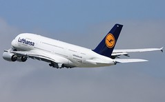 Lufthansa (D-AIMA) (A Sutanto) Tags: sf california usa america airport san francisco sfo super off international airbus a380 take lh lufthansa jumbo ksfo a388