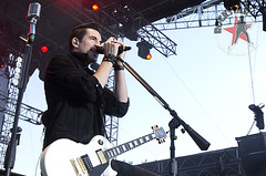 Theory of a Deadman - Sarnia Bayfest - ONT Canada - July 9th 2011