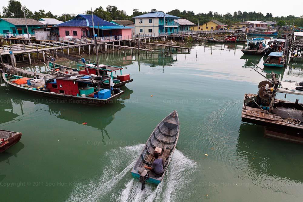 Pulau Ketam, Malaysia