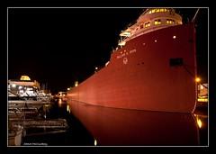 NaturesCallingTheShots.com   -   William A.Irvin Duluth, MN (NaturesCallingTheShots) Tags: boat ship duluth uss williamairvin naturescallingtheshotscom
