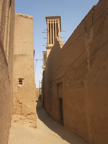 Yadz old city