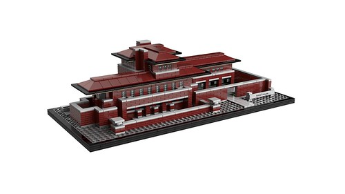 21010 Robie House - Front Building