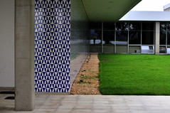 Braslia - DF/BRA (JCassiano) Tags: plaza niemeyer braslia arquitetura brasil architecture lago hotel oscar df do capital palace da azulejo federal norte athos setor parano distrito patrimnio juscelino humanidade bulco kubitschek hoteleiro