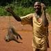 Local c/ seu macaco de estimação
