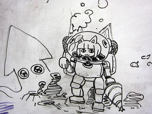 Aqua-nyat's Nya-liday!